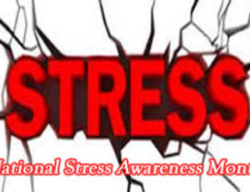 10 Ways To Celebrate National Stress Awareness Month
